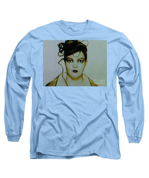 Screen #42 Long Sleeve T-Shirt