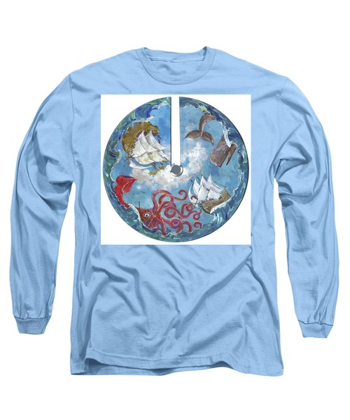 Sea Battle Long Sleeve T-Shirt