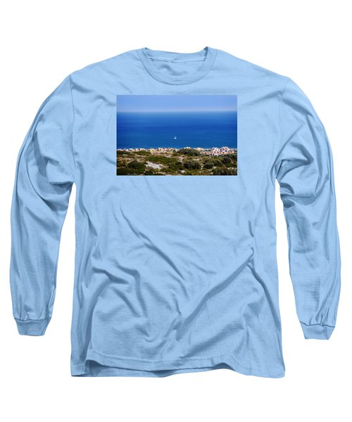 Sea Long Sleeve T-Shirt