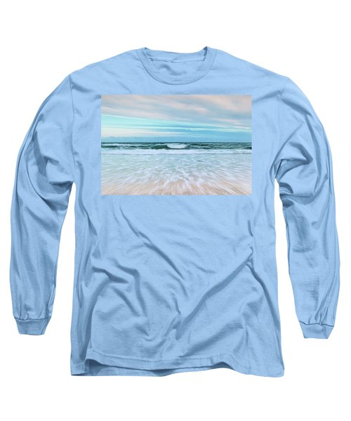 Sea Is Calling Long Sleeve T-Shirt