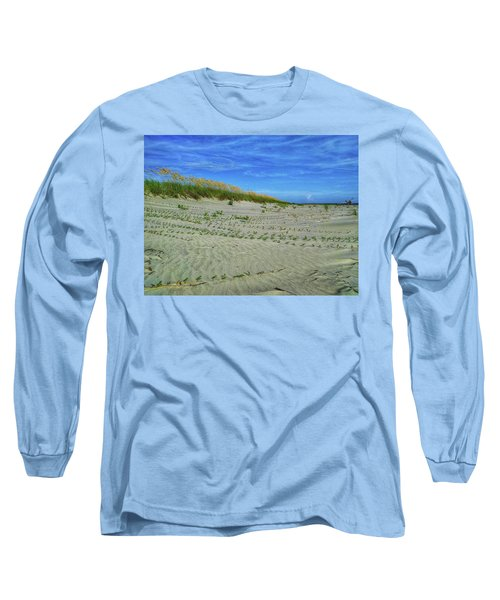 Sea Swept Long Sleeve T-Shirt