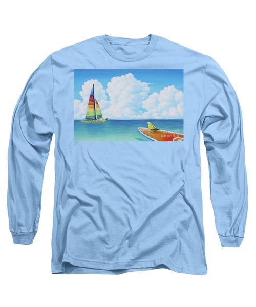 Sea Ya Long Sleeve T-Shirt