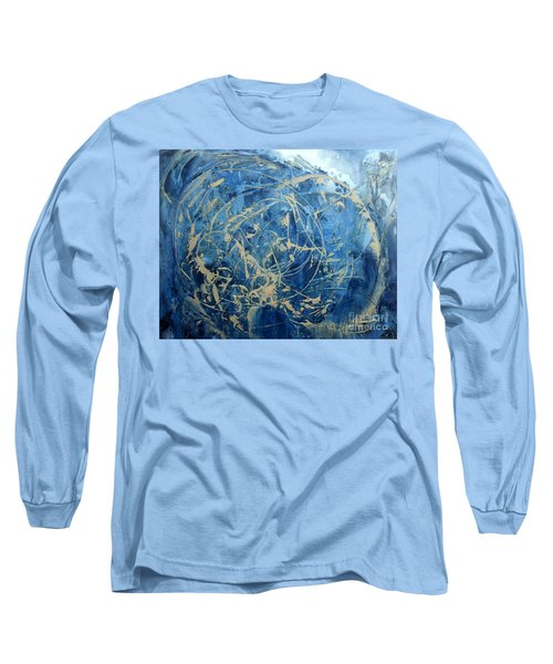 Searching Long Sleeve T-Shirt by Valerie Travers