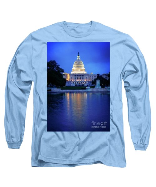 Seat Of Power Long Sleeve T-Shirt