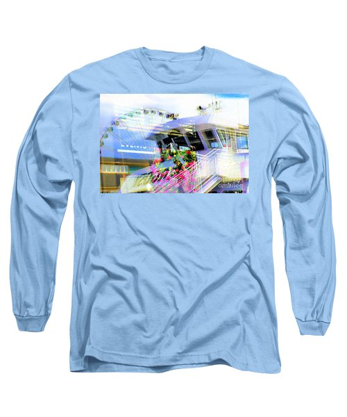 Seattle Washington 3 Long Sleeve T-Shirt