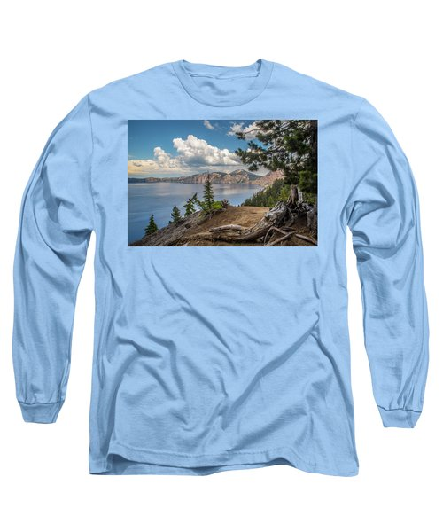 Second Crater View Long Sleeve T-Shirt