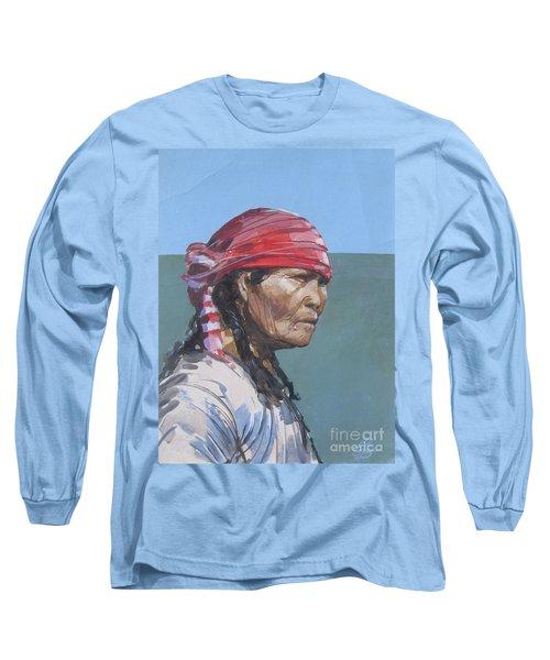 Seminole 1987 Long Sleeve T-Shirt by Bob George