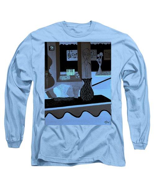 Serenade Haydn Long Sleeve T-Shirt by Bill OConnor