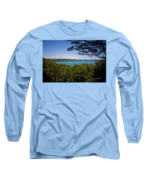 Serenity Long Sleeve T-Shirt by Joann Copeland-Paul