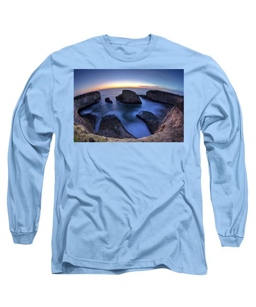 Shark Fin Cove Long Sleeve T-Shirt