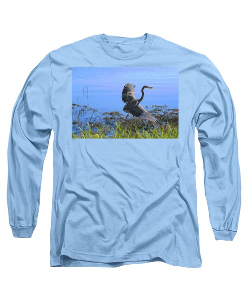 Shore Walk  Long Sleeve T-Shirt