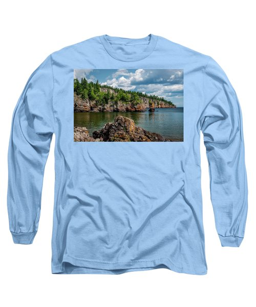 Shovel Point  Long Sleeve T-Shirt
