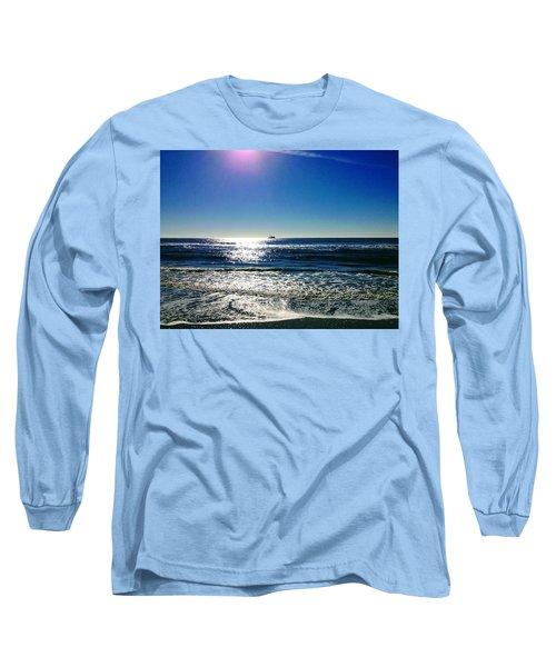 Shrimp Season Long Sleeve T-Shirt