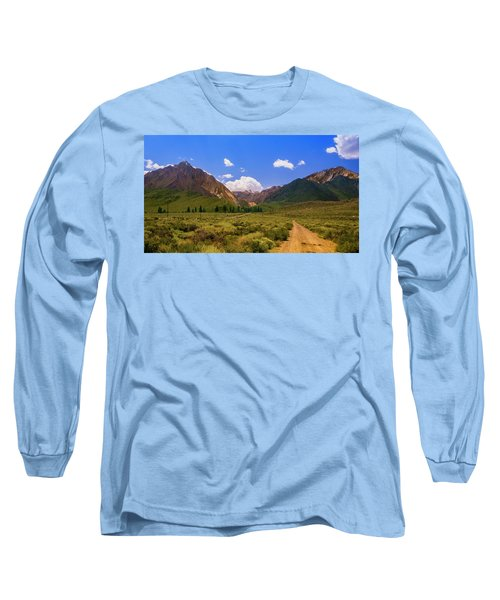 Sierra Mountains - Mammoth Lakes, California Long Sleeve T-Shirt