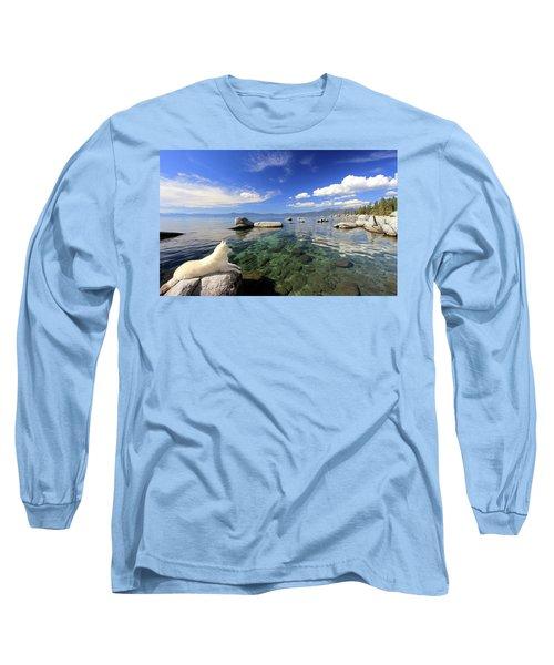Sierra Sphinx Long Sleeve T-Shirt