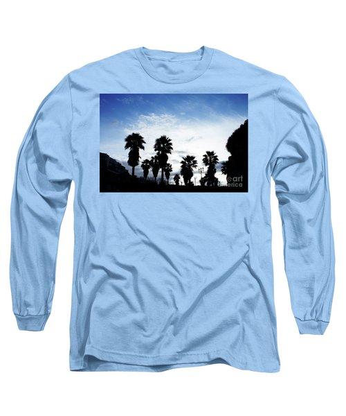Silhouette In Tropea Long Sleeve T-Shirt