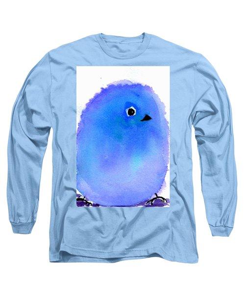 Silly Bird #5 Long Sleeve T-Shirt