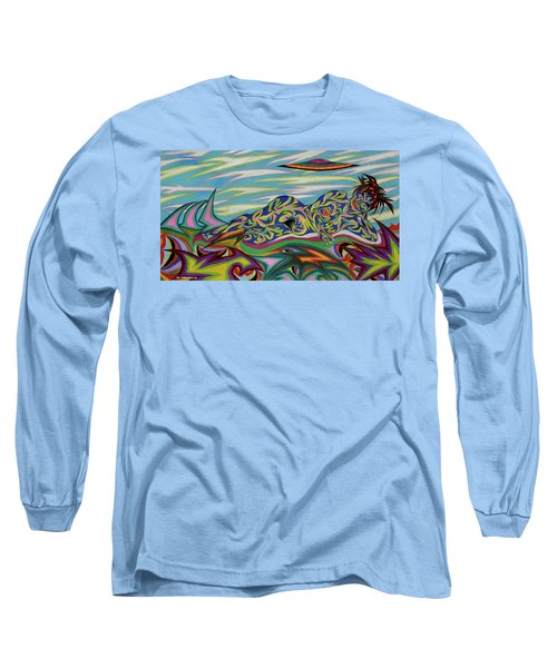 Sirene De Venus Long Sleeve T-Shirt