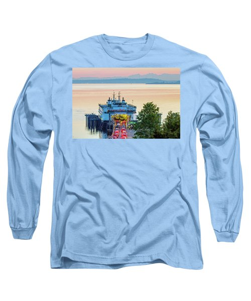 Six O'clock Ferry.2 Long Sleeve T-Shirt