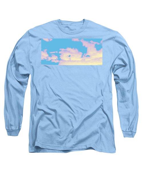 Sky #6 Long Sleeve T-Shirt