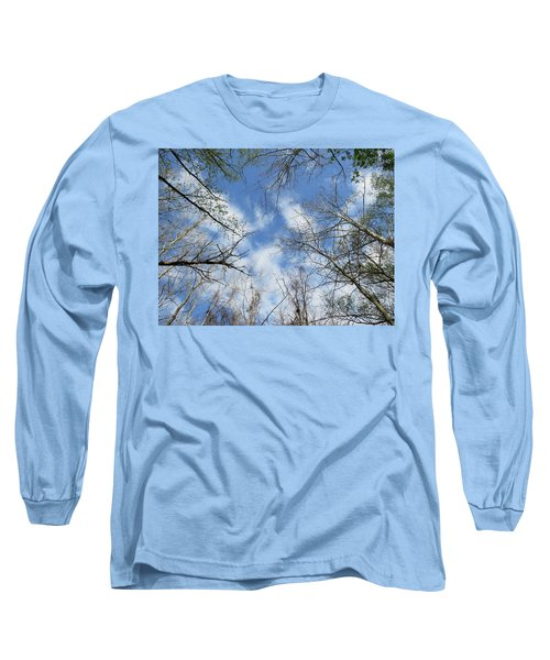 Sky Above Long Sleeve T-Shirt