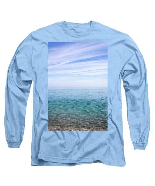 Sky To Shore Long Sleeve T-Shirt