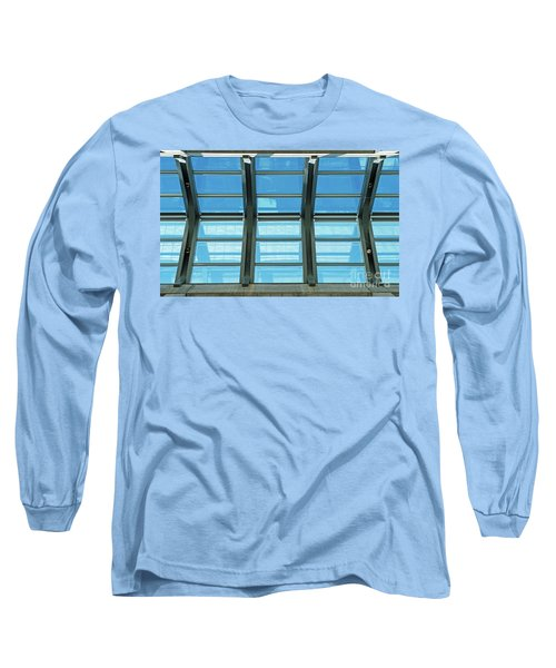 Long Sleeve T-Shirt featuring the photograph Skylight.. by Nina Stavlund