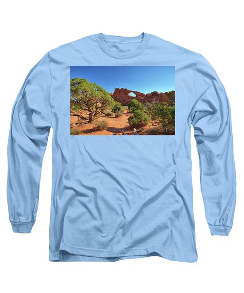 Skyline Arch Long Sleeve T-Shirt