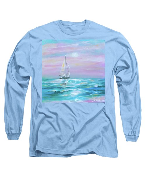 Slight Wind Long Sleeve T-Shirt