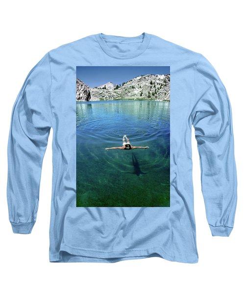 Slip Into Something Comfortable Long Sleeve T-Shirt