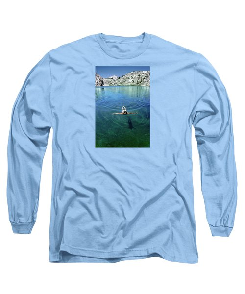 Slip Into Something Comfortable Long Sleeve T-Shirt