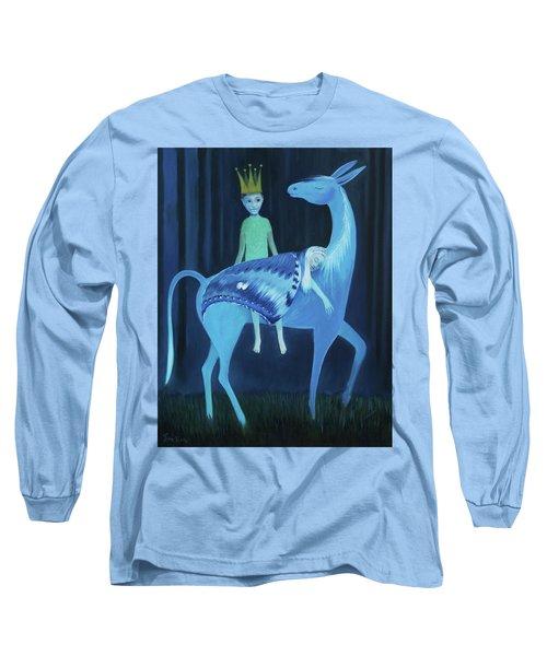 Sliten Nattsvermer Long Sleeve T-Shirt