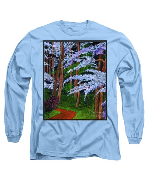Smokey Mtn. Trail Long Sleeve T-Shirt