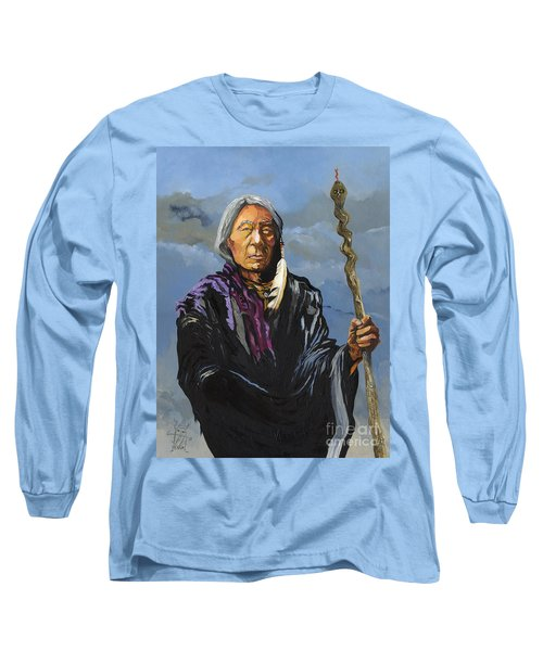 Snake Medicine Long Sleeve T-Shirt