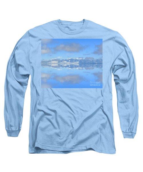 Snow Caps Long Sleeve T-Shirt
