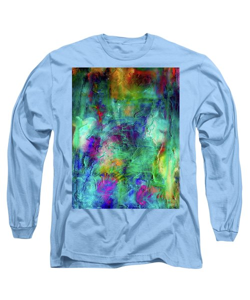 Snowdrops In April Long Sleeve T-Shirt