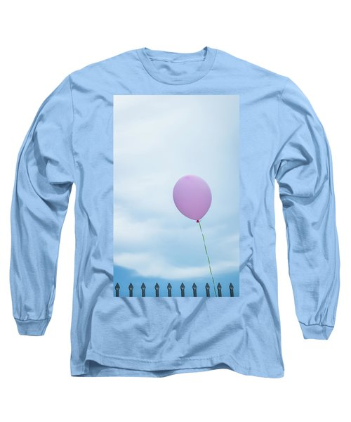 So High Long Sleeve T-Shirt