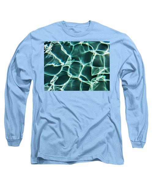 Solid  Long Sleeve T-Shirt by Joel Loftus