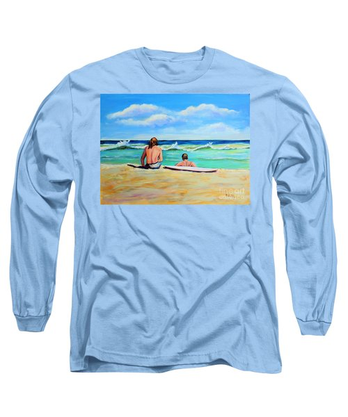 Some Things Never Change Long Sleeve T-Shirt by Patricia Piffath