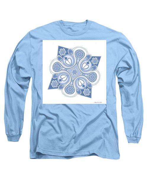 Something4 Long Sleeve T-Shirt by Megan Dirsa-DuBois