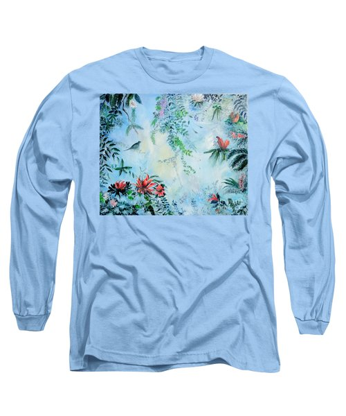 Somewhere In Paradise Long Sleeve T-Shirt