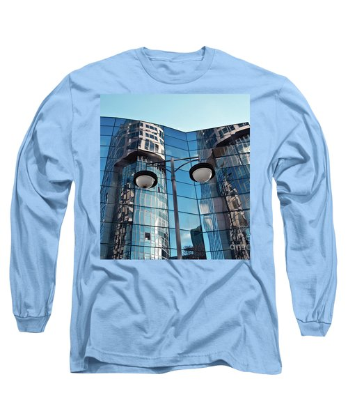 Sound Of Glass Long Sleeve T-Shirt