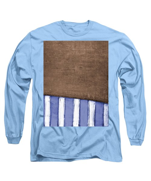 Art Print South Beach Long Sleeve T-Shirt