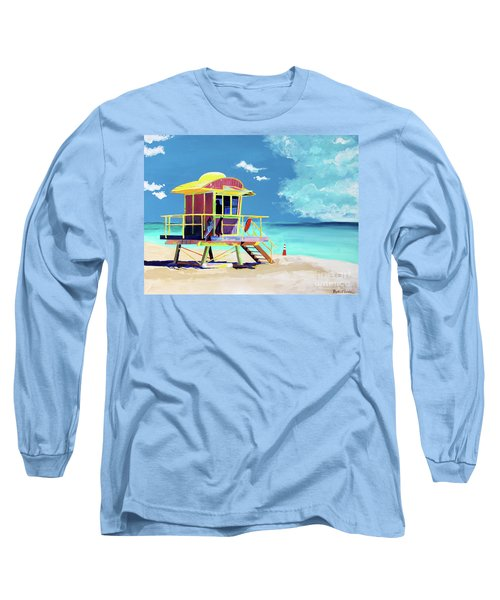 South Beach Long Sleeve T-Shirt