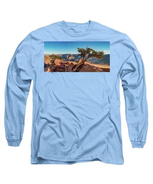 South Kaibab Grand Canyon Long Sleeve T-Shirt