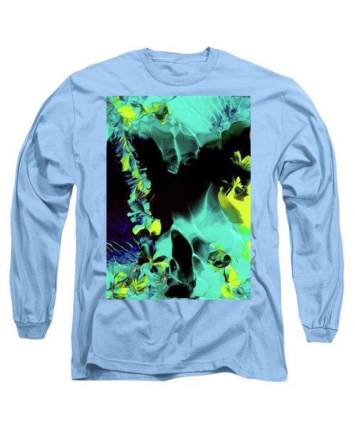 Space Vines Long Sleeve T-Shirt
