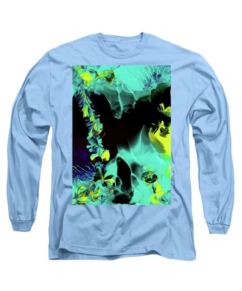 Space Vines Long Sleeve T-Shirt