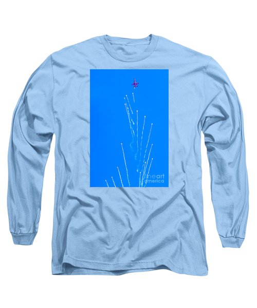 Spacious Long Sleeve T-Shirt