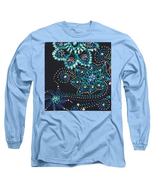 Midnite Sparkle Long Sleeve T-Shirt