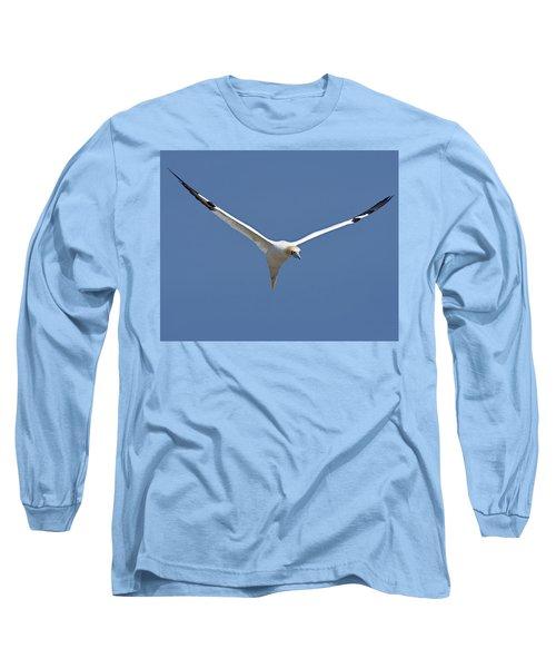 Speed Adjustment Long Sleeve T-Shirt by Tony Beck